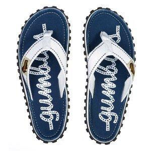 Dámské žabky Gumbies Islander Navy Rope Velikost bot: 41 / Barva: dark blue