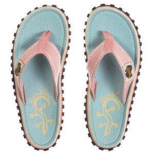 Dámské žabky Gumbies Islander Ghecko Velikost bot: 40 / Barva: pastel blue