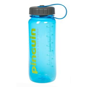 Láhev Pinguin Tritan Slim Bottle 0,65 l (2019) Barva: modrá