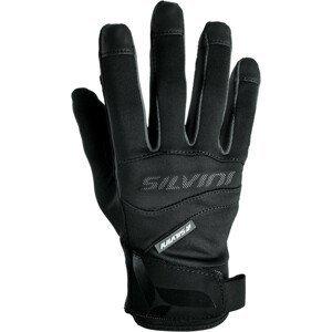 Rukavice Silvini Fusaro Velikost rukavic: S / Barva: černá