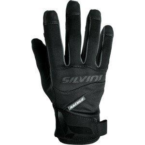 Rukavice Silvini Fusaro Velikost rukavic: XL / Barva: černá