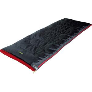 Spací pytel High Peak Ranger Barva: tmavě šedá/červená