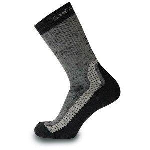 Ponožky Sherpax Bonete Velikost ponožek: 43-47 / Barva: šedá