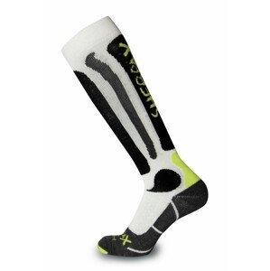 Podkolenky Sherpax Trisuli bílé Velikost ponožek: 43-47 / Barva: bílá