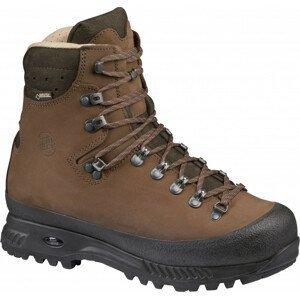 Pánské boty Hanwag Alaska GTX Velikost bot (EU): 48 (UK 12,5) / Barva: hnědá