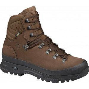 Pánské trekové boty Hanwag Nazcat GTX Velikost bot (EU) : 47 (UK 12) / Barva: hnědá