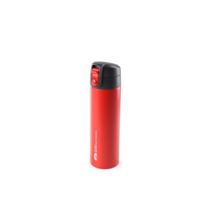 GSI Outdoors Termohrnek GSI Microlite Vac Bottle 500 Barva: červená