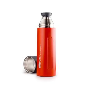 GSI Outdoors Termoska GSI Glacier Vaccum Bottle 1L Barva: červená