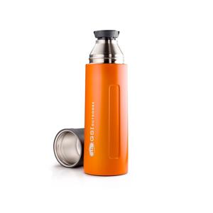 GSI Outdoors Termoska GSI Glacier Vaccum Bottle 1L Barva: oranžová