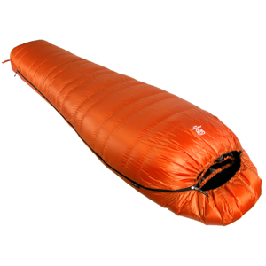 Spacák Cumulus Panyam 600 Zip: Levý / Barva: oranžová