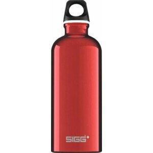 Láhev Sigg Traveller 0,6 l Barva: červená