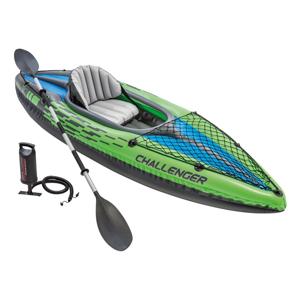 Nafukovací kajak Intex Challenger K1 Kayak 68305NP