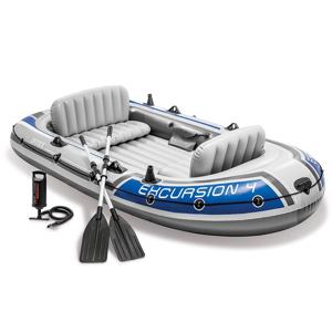 Nafukovací člun Intex Excursion 4 Boat Set 68324NP