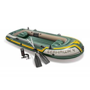 Nafukovací člun Intex Seahawk 4 Boat Set 68351NP
