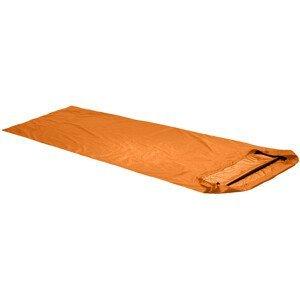 Bivakovací vak Ortovox Bivy Single Barva: oranžová