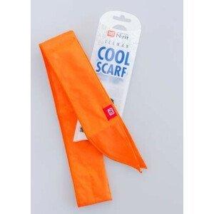 Chladící šátek N-Rit Cool Scarf Barva: oranžová