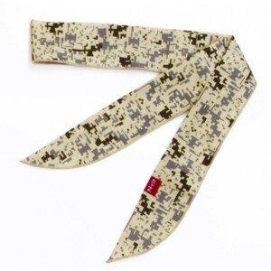 Chladící šátek N-Rit Cool X Scarf Barva: maskáč