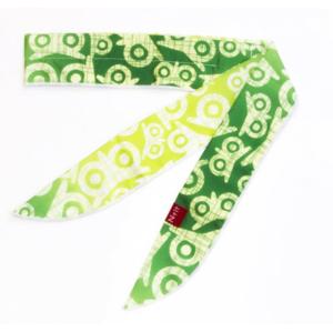 Chladící šátek N-Rit Cool X Scarf Barva: zelená