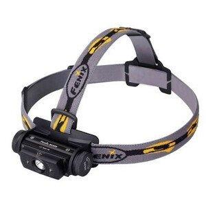 Čelovka Fenix Nabíjecí čelovka HL60R Barva: černá