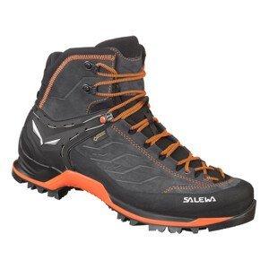 Pánské boty Salewa MS MTN Trainer MID GTX Velikost bot (EU): 40 / Barva: černá/oranžová