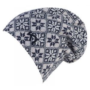 Dámská čepice Kari Traa Rose Beanie Barva: šedá/modrá