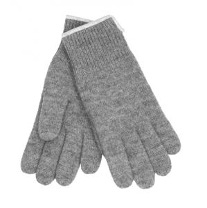 Rukavice Devold Glove Velikost: L / Barva: světle šedá