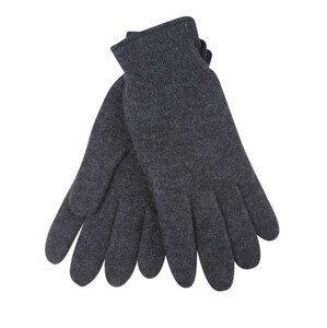 Rukavice Devold Glove Velikost: L / Barva: černá/šedá