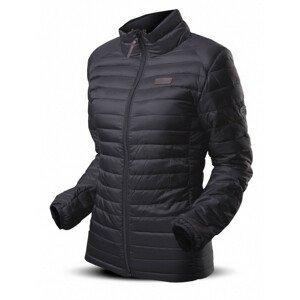 Dámská péřová bunda Trimm Beret Lady Velikost: M / Barva: černá