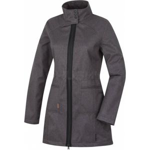 Dámský kabát Husky Sivien L Velikost: S / Barva: černá