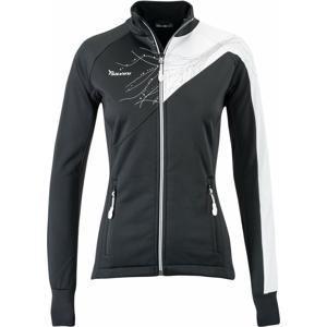 Dámská bunda Silvini Monna WJ703 Velikost: M / Barva: černá/bílá