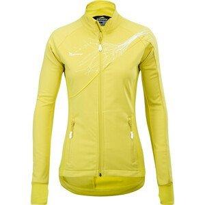 Dámská bunda Silvini Monna WJ703 Velikost: M / Barva: žlutá