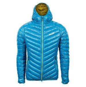 Dámská péřová bunda Pinguin Breeze Hoody Velikost: L / Barva: petrol
