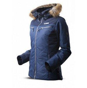 Dámská bunda Trimm Regina Velikost: XL+ / Barva: modrá