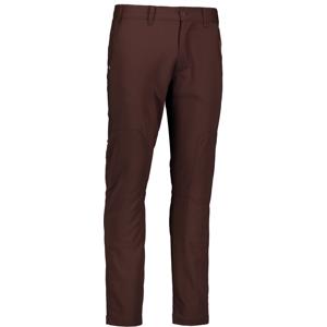 Pánské kalhoty Nordblanc Solemn Velikost: M / Barva: hnědá