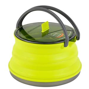 Konvice Sea to Summit X-Kettle 1.3L Barva: světle zelená