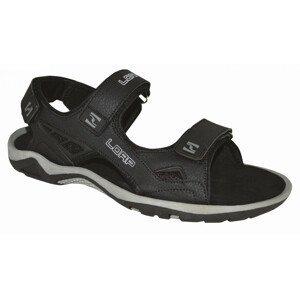 Pánské sandály Loap Reul Velikost bot (EU): 42 / Barva: černá