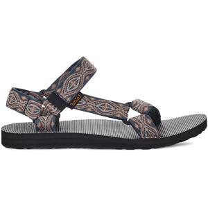 Pánské sandály Teva Original Universal Velikost bot (EU): 48,5 / Barva: hnědá/modrá
