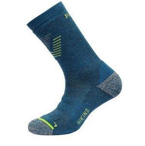 Ponožky Devold Hiking Medium Sock Velikost ponožek: 44-47 / Barva: modrá
