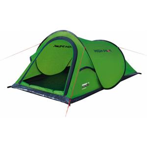 Samorozkládací stan High Peak Campo (2019) Barva: zelená