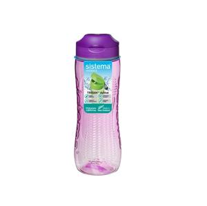 Láhev Sistema Tritan Active Bottle 800ml Barva: fialová