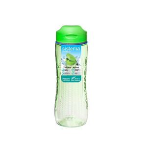 Láhev Sistema Tritan Active Bottle 800ml Barva: zelená