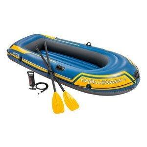 Nafukovací člun Intex Challenger 2 Boat Set 68367NP
