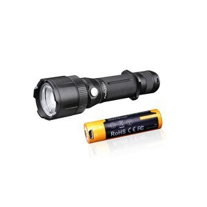 Set LED svítilna Fenix FD41 + 2600 mAh Aku s USB