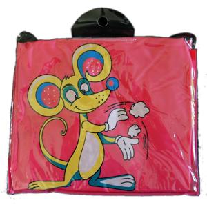 Pláštěnka 2You pro děti Myš 808 Velikost: 6-7 / Dětská velikost: 6-7 let / Barva: růžová/žlutá