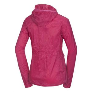 Dámská bunda Northfinder Northcover Velikost: S / Barva: růžová