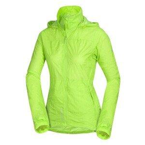 Dámská bunda Northfinder Northkit Velikost: M / Barva: světle zelená