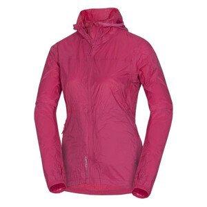 Dámská bunda Northfinder Northkit Velikost: L / Barva: růžová