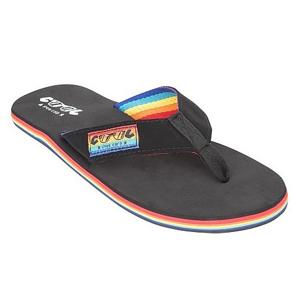 Cool Shoe Pánské žabky Cool Djip Velikost bot (EU): 43 - 44 / Barva: rainbow
