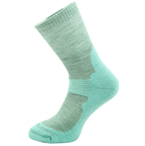 Ponožky Zulu Merino Women Velikost ponožek: 35-38 / Barva: světle modrá