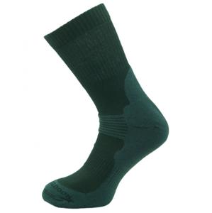 Ponožky Zulu Merino Men Velikost ponožek: 43-47 / Barva: černá